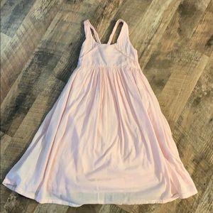 3/$15 Old Navy light pink dress